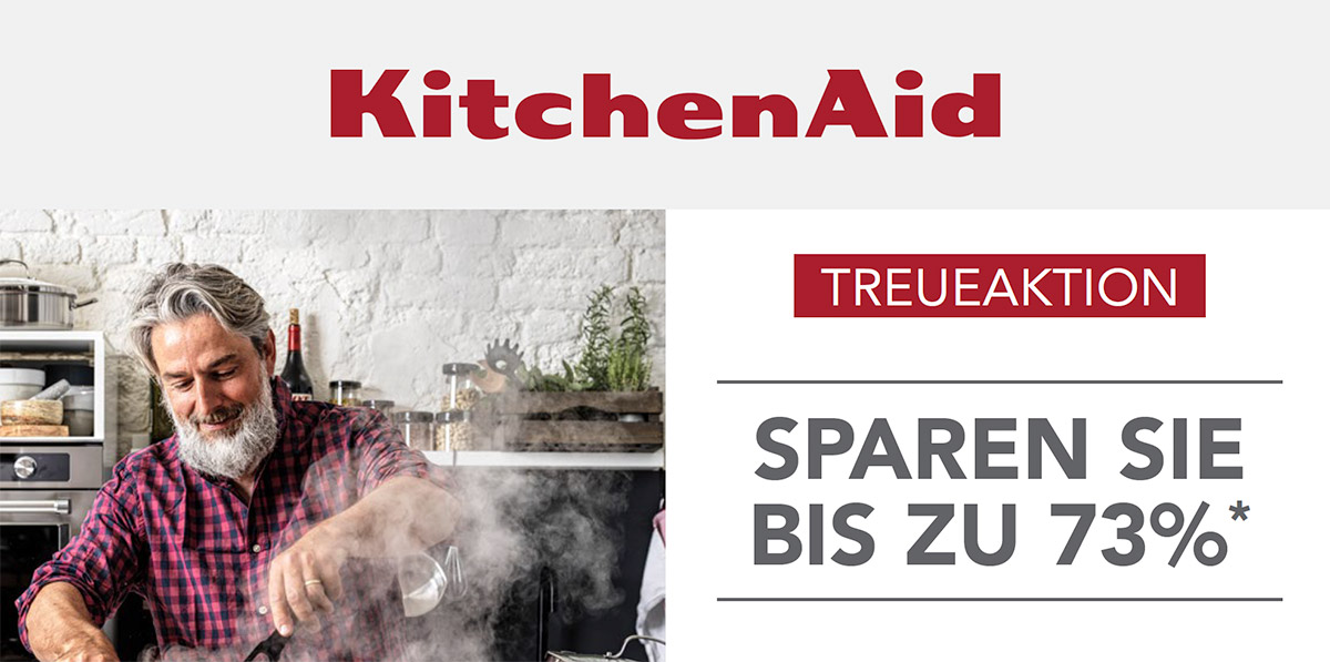 KitchenAid-Treue-Aktion